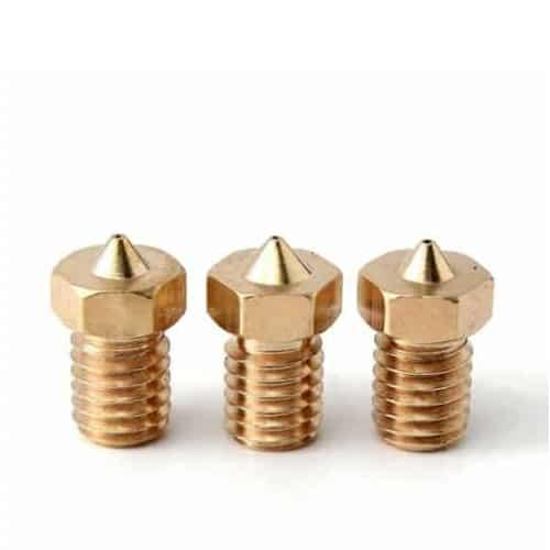 Mk8 nozzle set voor prusa kopen