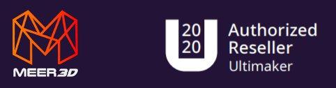 meer3d beste ultimaker reseller 2020