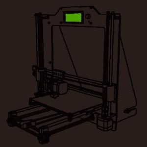 prusa i3 type 3d printers kopen