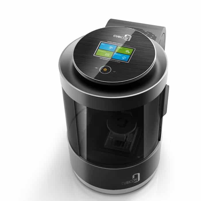 cubicon lux 3d printer
