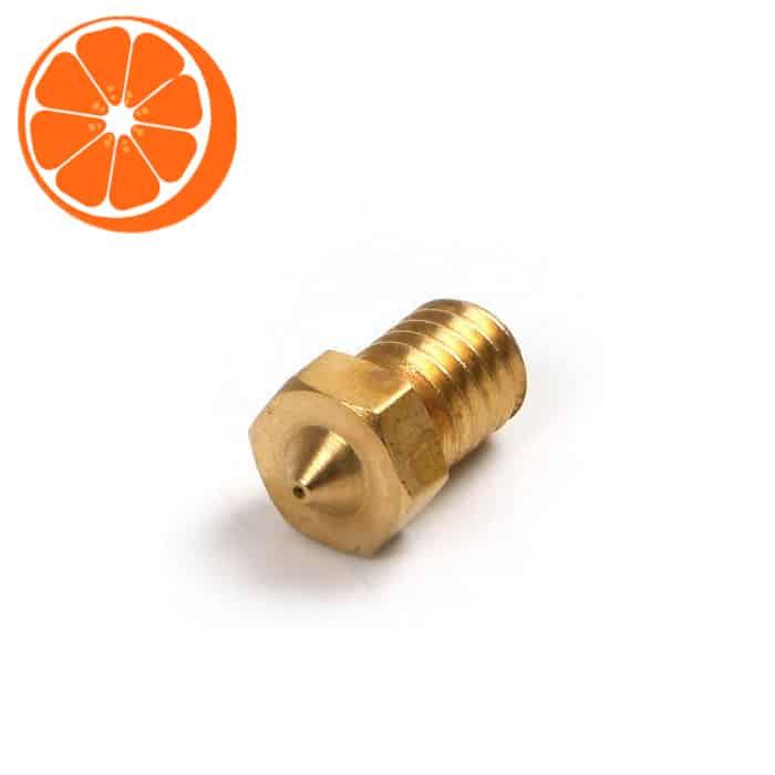Messing nozzle E3D 0.8mm