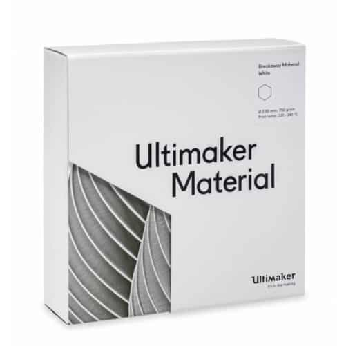 Ultimaker Breakaway filament Wit kopen