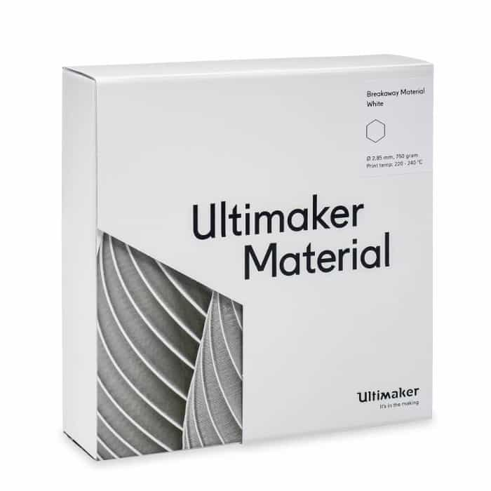 Ultimaker Breakaway filament Wit kopen