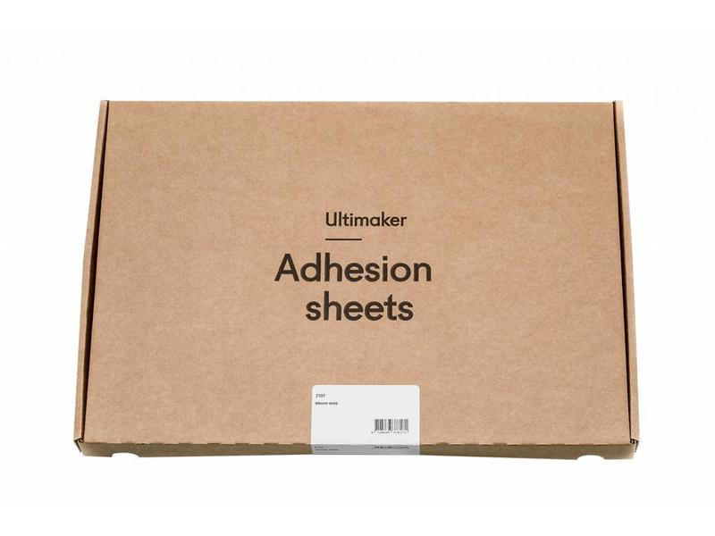 ultimaker bed adhesive sheets
