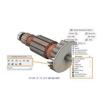 3D CAD design
