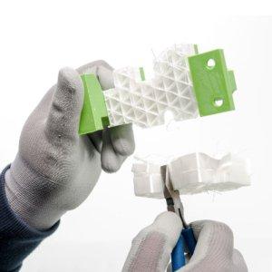 3D support verwijderen