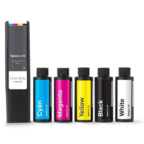 Formlabs Standard Resin Color Kit