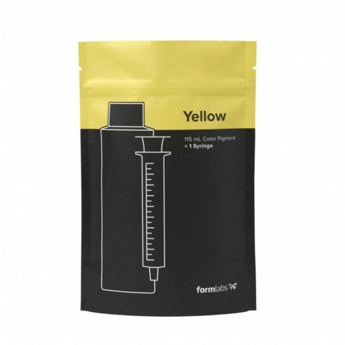 Formlabs Color Pigment Yellow